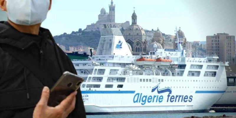 algérie ferries reprise