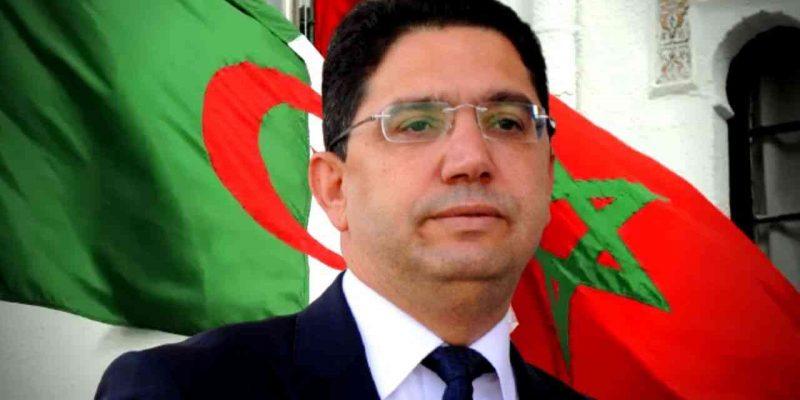 algérie maroc sahara