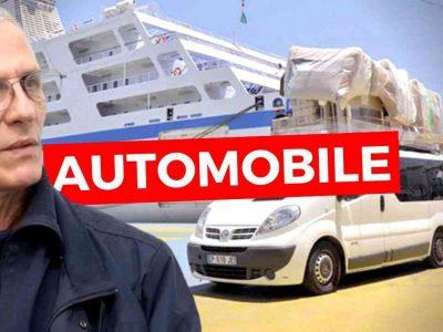 taxes voitures neuves Algérie