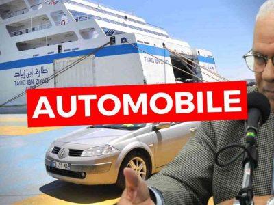 voitures occasion en algérie