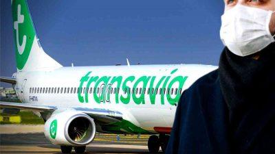 vols transavia algérie