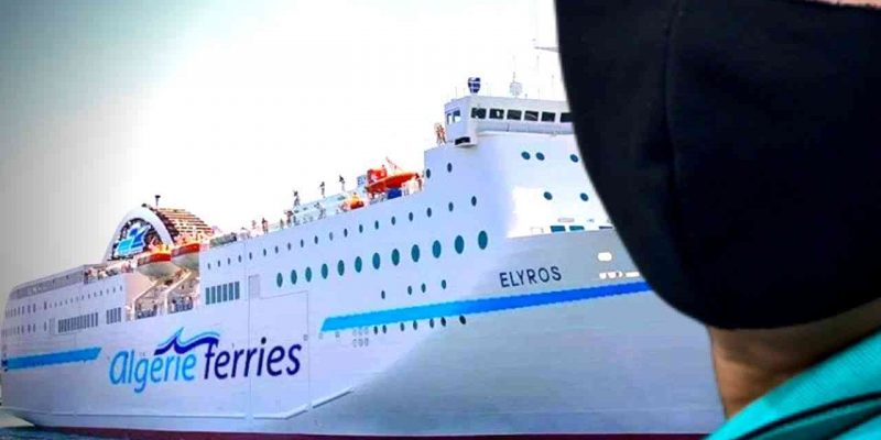 Algérie Ferries billets