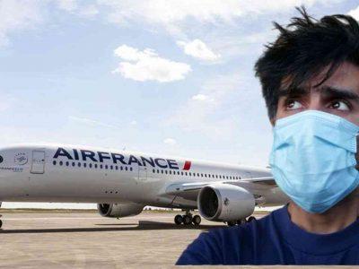 Vols Air France