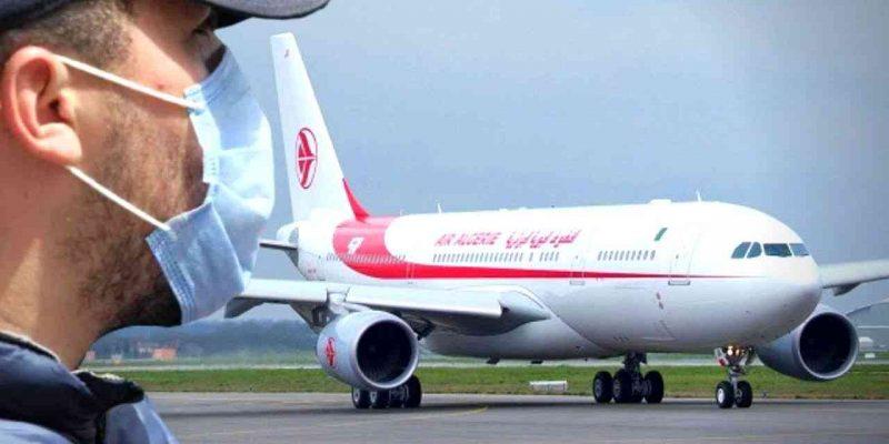 Air Algérie annonce la date de reprise des vols vers l'Europe, en ...