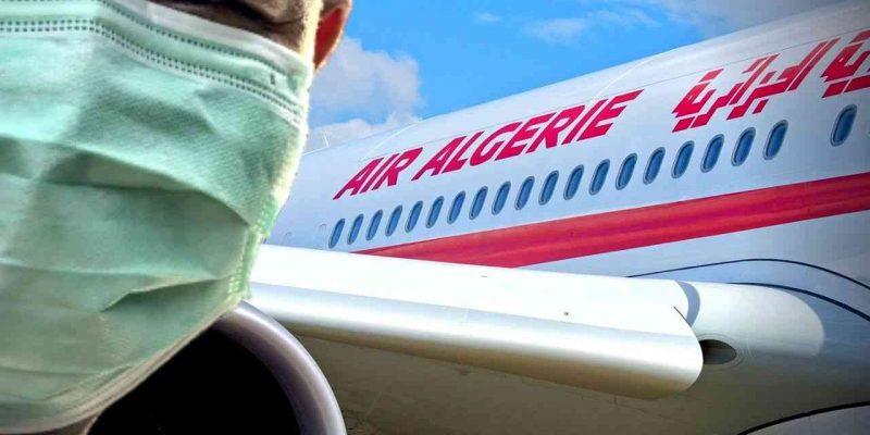 reprise air algérie trafic