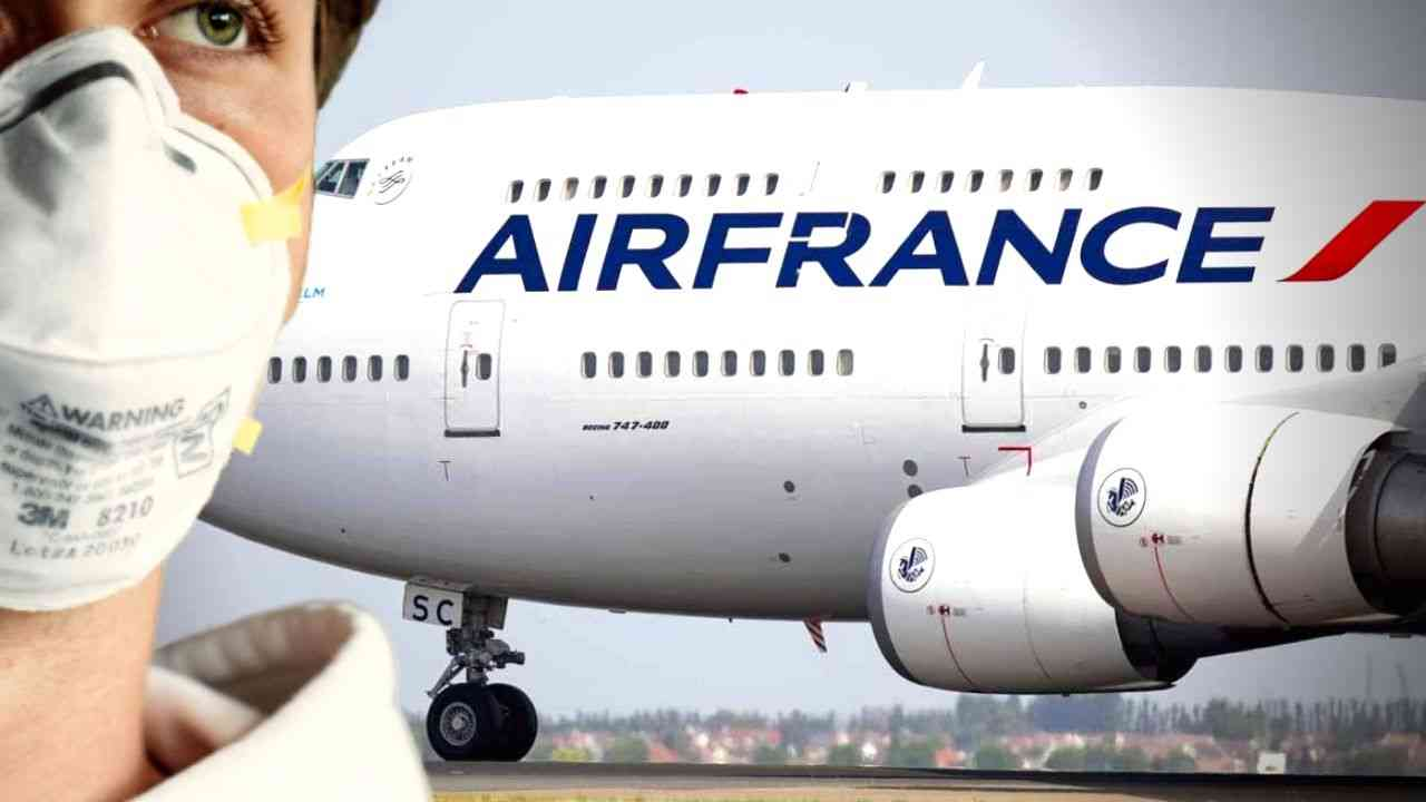 Air France : Plus de 100 destinations d'ici fin juin, l'Algérie ...