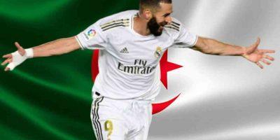 benzema Algérie