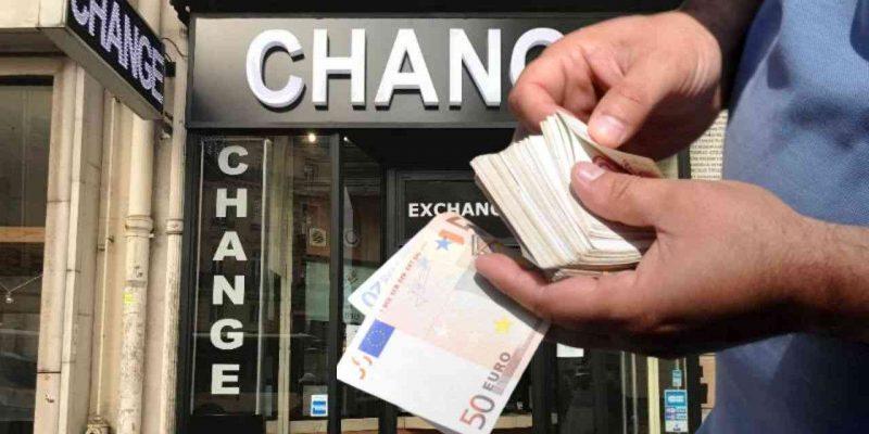 marché noir euro algérie
