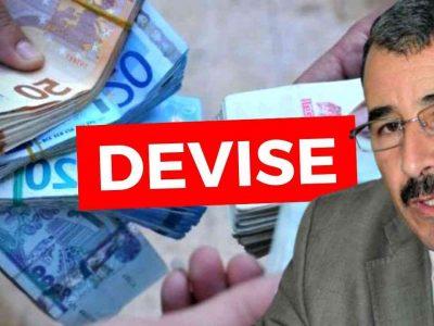 hausse euro algérie
