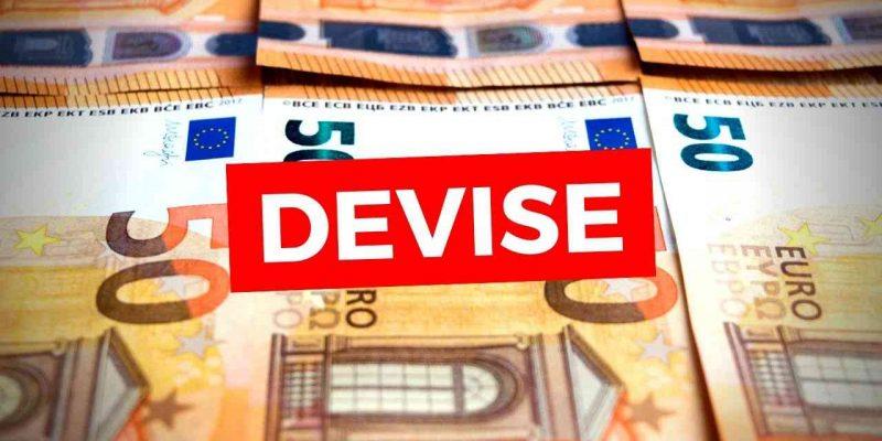 euro dinar marché noir officiel