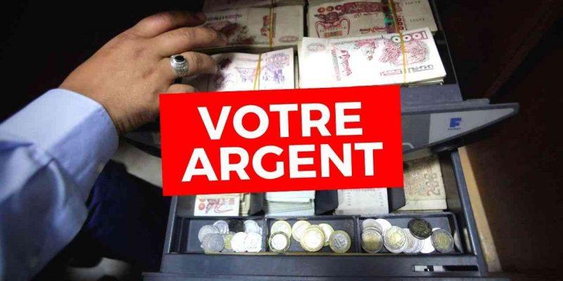taxes algérie 2020