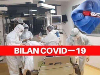 Algérie Coronavirus au 21 juin