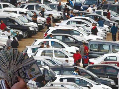 algérie récession marché automobile