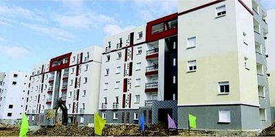 Algérie logements inoccupés