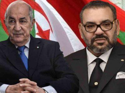Algérie Tebboune Mohammed VI