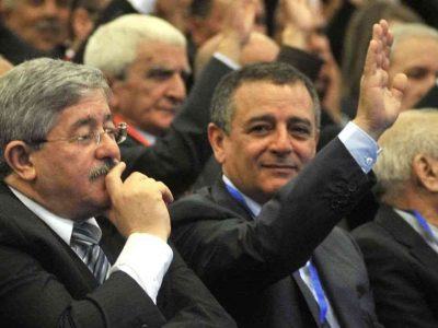 algérie verdict sovac ouyahia