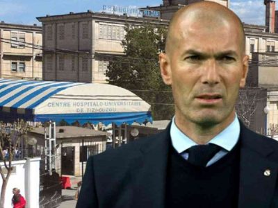 Algérie Zidane