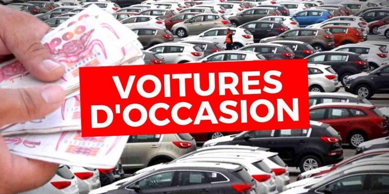 marché voitures occasion