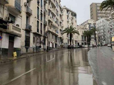 coronavirus Algérie confinement wilayas