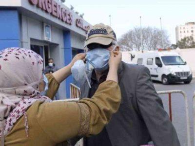 Coronavirus Algérie hausse contaminations