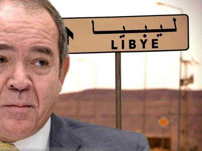 Crise Libye Algérie