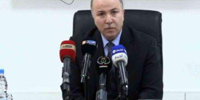 algérie endettement extérieur