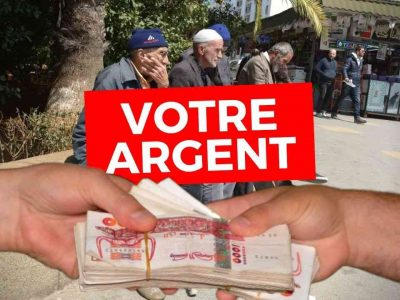 pensions retraite algérie