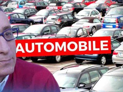 importation de voitures en Algérie