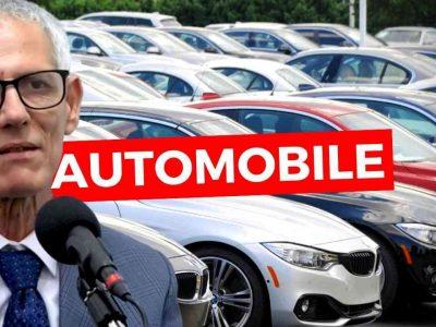 voitures neuves en Algérie