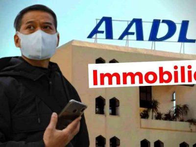 AADL Algérie affectation