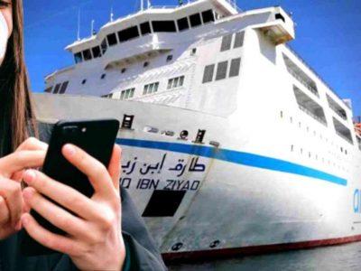 Algérie Ferries Espagne