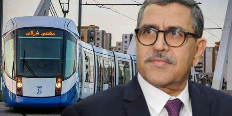 Transport urbain en Algérie