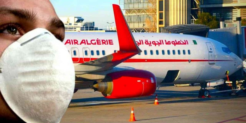 reprise air algérie