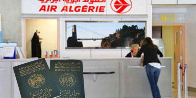 Reprise des vols : Air Algérie rouvre ses agences à Alger, Oran et ...