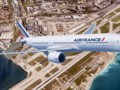 vols Air France Algérie
