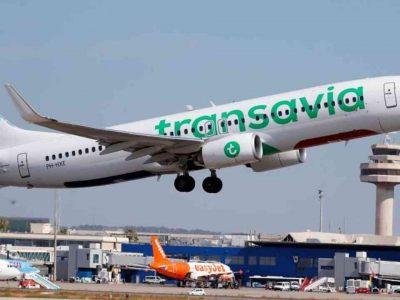 reprise vols transavia algérie