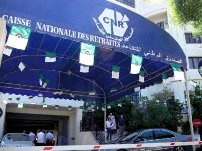 Retraites en Algérie CNR
