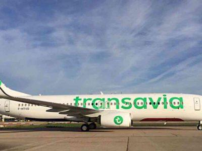 transavia reprise vols algérie
