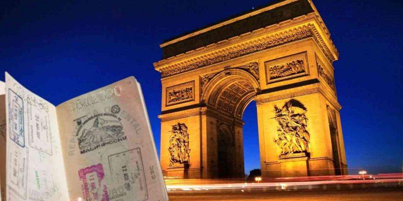 visa schengen France