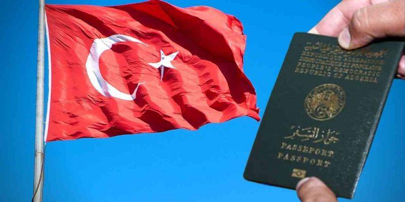 Visa turquie reprise