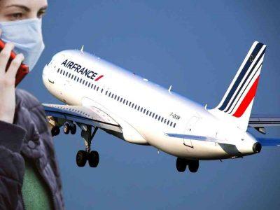 Air France vols