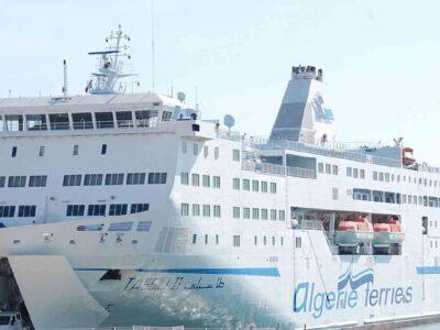 algérie ferries rapatrier algériens