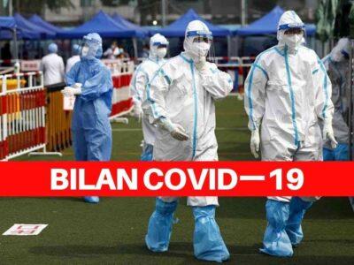 Algérie Coronavirus 12 juillet