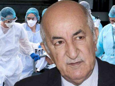 Algérie personnel médical