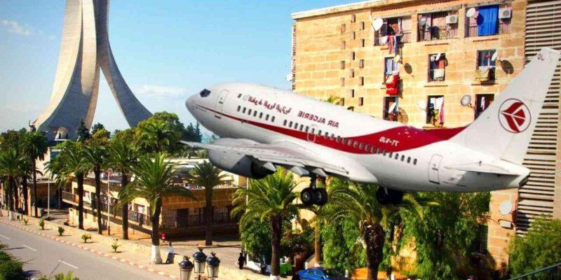 Air Algérie rapatriement août