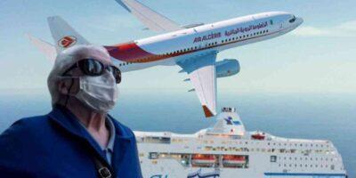 Air Algérie Ferries rapatriement