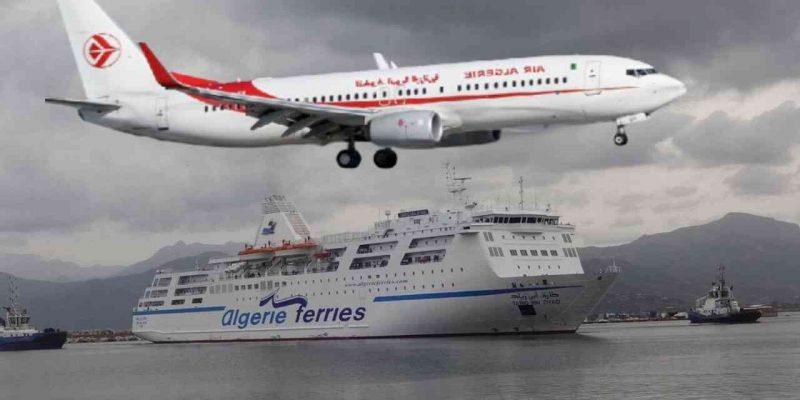 Air Algérie Ferries