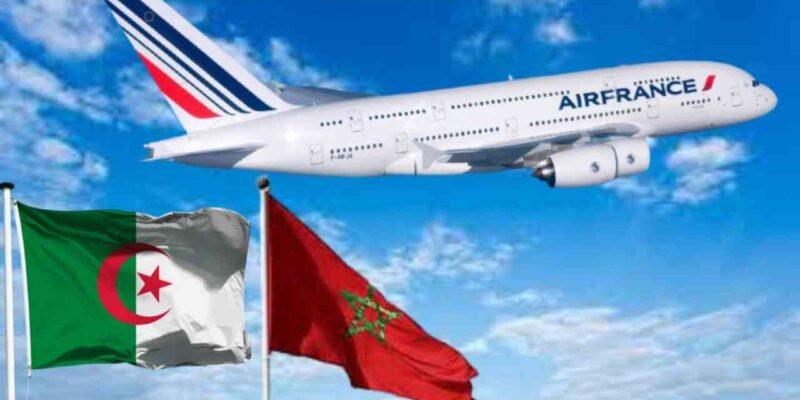 Air France Algérie Maroc