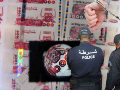 Algérie faux billets