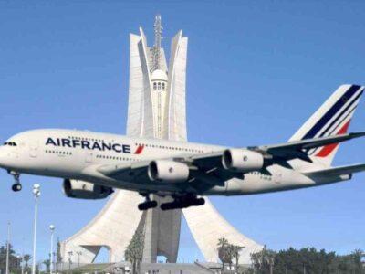 Air France vols rapatriement